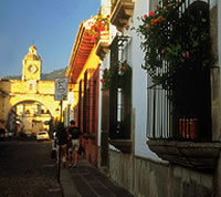 Antigua - Historical Archway