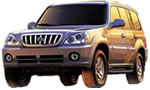 Rent a Hyunday Terracan