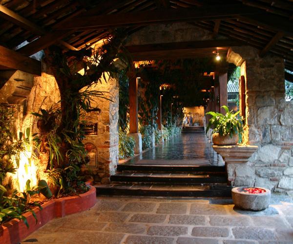 Hotel Casa Santo Domingo Antigua Guatemala